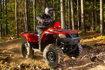 2017 Suzuki KingQuad 500 for sale 200374157