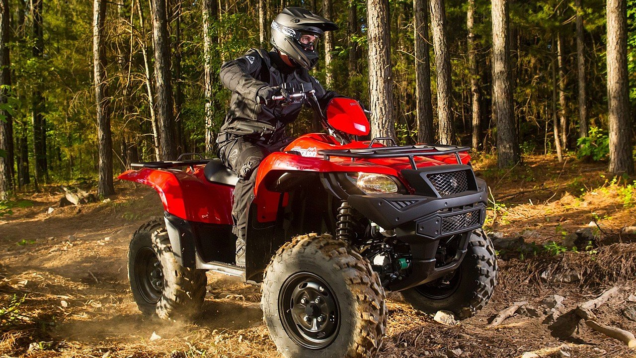 2017 Suzuki KingQuad 500 for sale 200374158