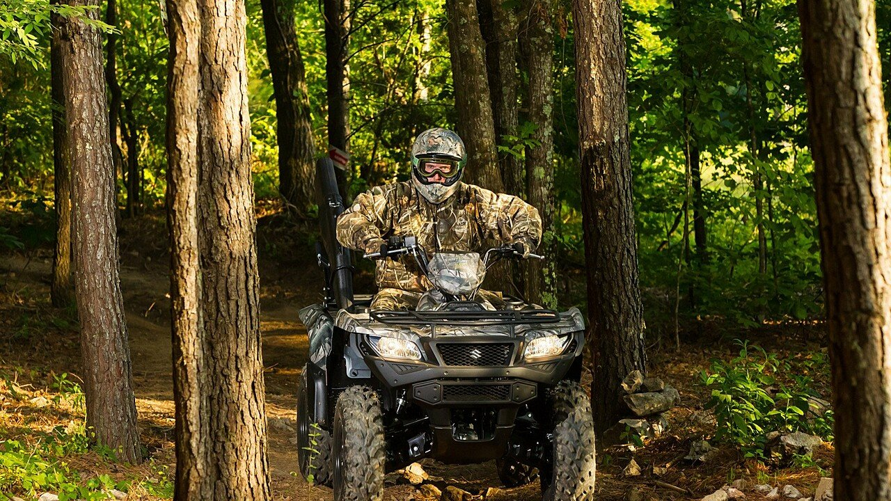 2017 Suzuki KingQuad 500 for sale 200376091