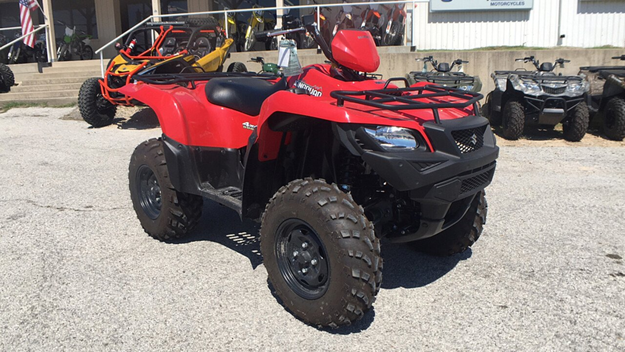 2017 Suzuki KingQuad 500 for sale 200437262