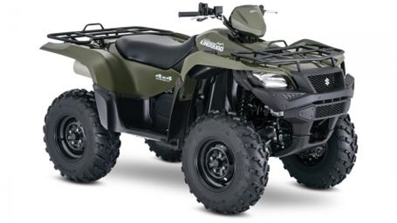 2017 Suzuki KingQuad 500 for sale 200437846