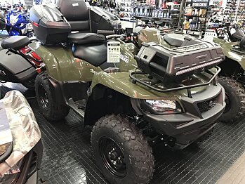 2017 Suzuki KingQuad 500 for sale 200486022