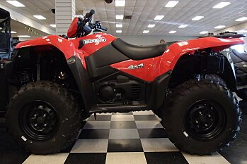 2017 Suzuki KingQuad 500 for sale 200493979