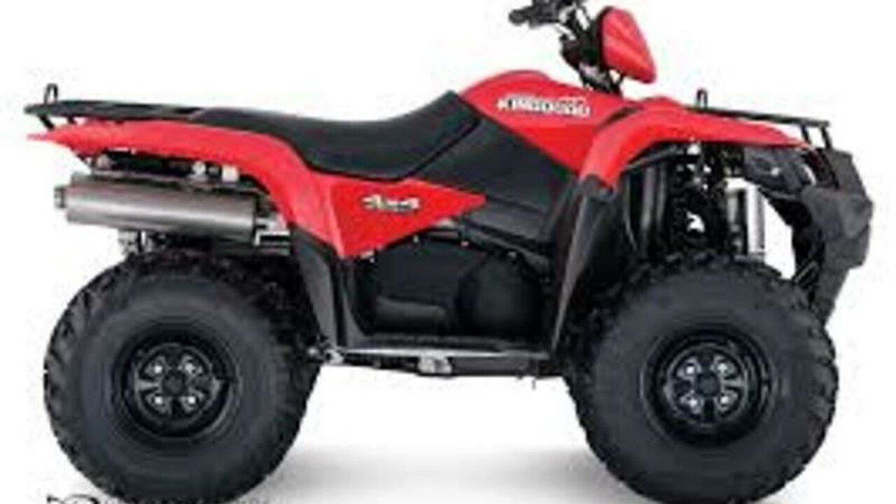 2017 Suzuki KingQuad 500 for sale 200497861