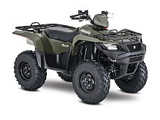 2017 Suzuki KingQuad 500 for sale 200458883