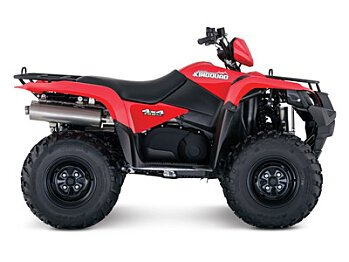 2017 Suzuki KingQuad 750 for sale 200390529