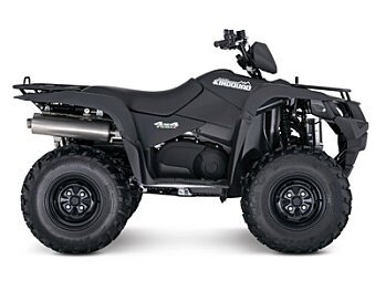 2017 Suzuki KingQuad 750 for sale 200403638