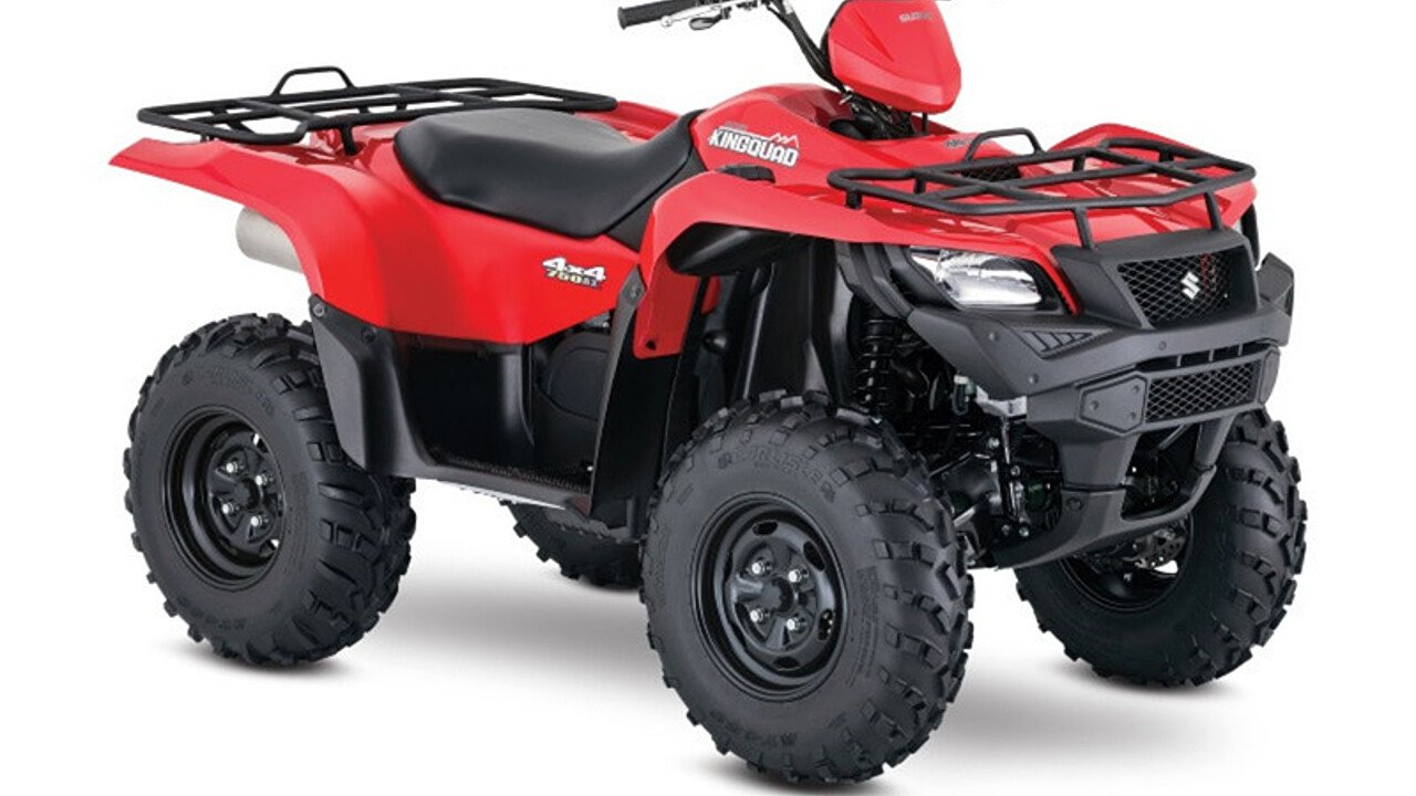 2017 Suzuki KingQuad 750 for sale 200459598
