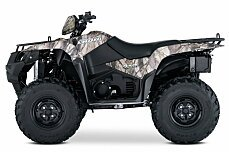 2017 Suzuki KingQuad 750 for sale 200482590