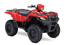 2017 Suzuki KingQuad 750 for sale 200492644
