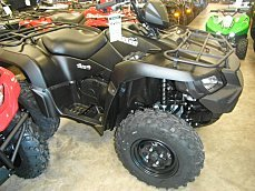 2017 Suzuki KingQuad 750 for sale 200524117