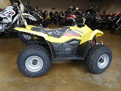 2017 Suzuki QuadSport Z50 for sale 200395251