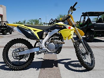 2017 Suzuki RM-Z250 for sale 200500372