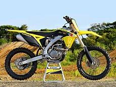2017 Suzuki RM-Z250 for sale 200445376