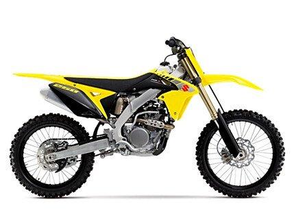 2017 Suzuki RM-Z250 for sale 200459474