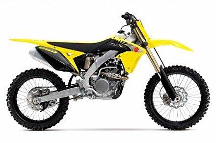 2017 Suzuki RM-Z250 for sale 200496061
