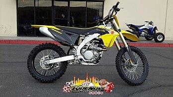 2017 Suzuki RM-Z450 for sale 200452315