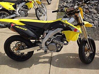 2017 Suzuki RM-Z450 for sale 200459602