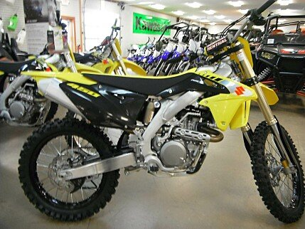 2017 Suzuki RM-Z450 for sale 200448433