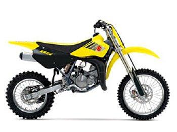 2017 Suzuki RM85 for sale 200561583
