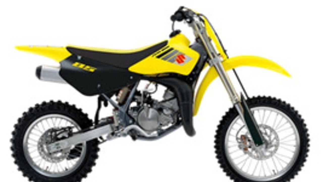 2017 Suzuki RM85 for sale 200561589