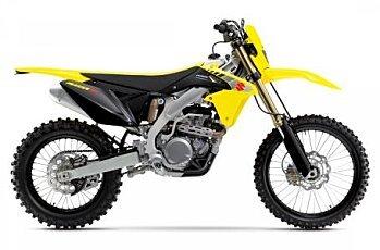2017 Suzuki RMX450Z for sale 200381362