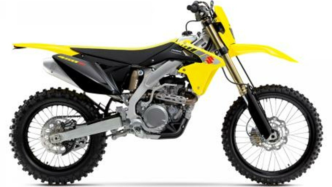 2017 Suzuki RMX450Z for sale 200381362
