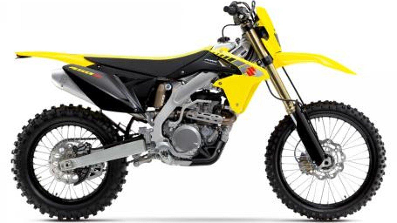 2017 Suzuki RMX450Z for sale 200405990