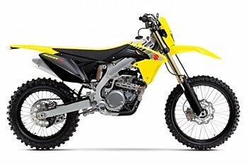 2017 Suzuki RMX450Z for sale 200496122