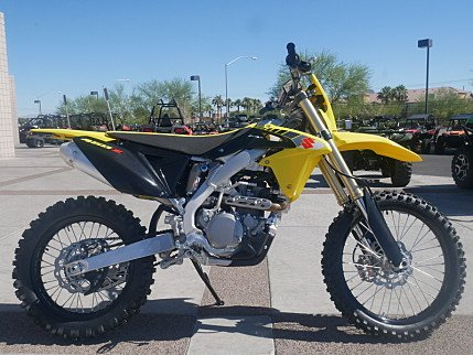 2017 Suzuki RMX450Z for sale 200588254