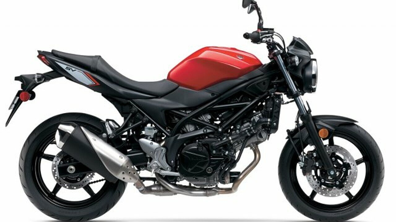 2017 Suzuki SV650 for sale 200377843