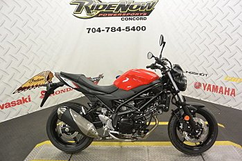 2017 Suzuki SV650 for sale 200410169