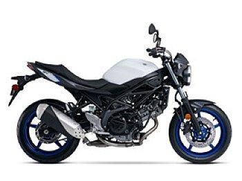 2017 Suzuki SV650 for sale 200561570