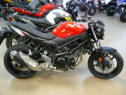 2017 Suzuki SV650 for sale 200448254