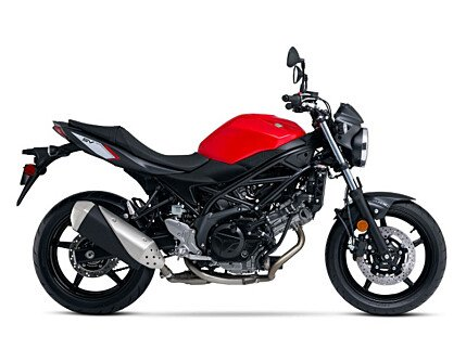 2017 Suzuki SV650 for sale 200459477