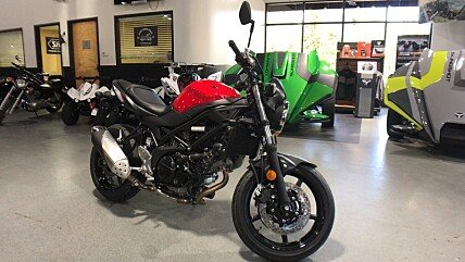 2017 Suzuki SV650 for sale 200460976