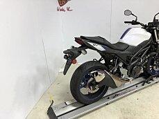 2017 Suzuki SV650 for sale 200634972