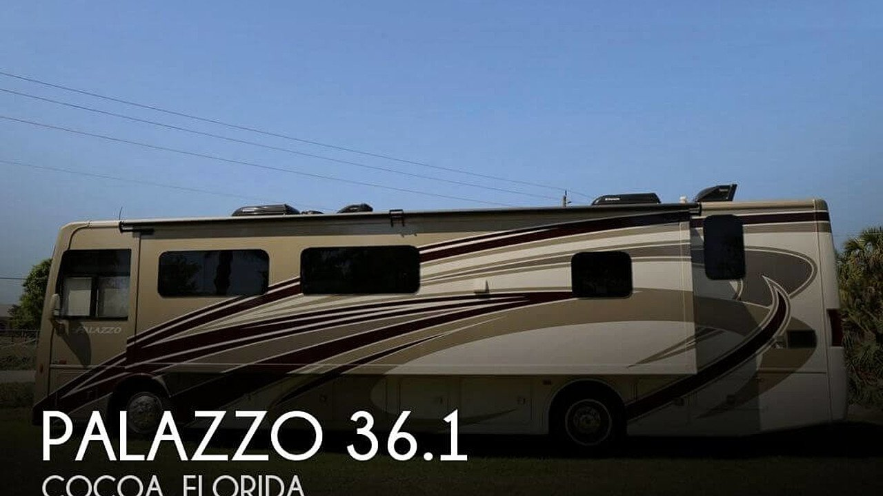 2017 Thor Palazzo for sale 300157222