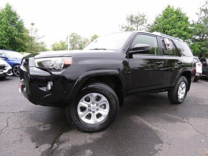 2017 Toyota 4Runner 4WD for sale 100985058