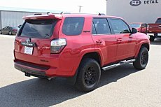 2017 Toyota 4Runner 4WD for sale 100993610