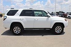 2017 Toyota 4Runner 4WD for sale 101000500