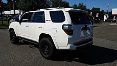 2017 Toyota 4Runner 4WD for sale 101012071