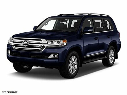 2017 Toyota Land Cruiser for sale 100882542