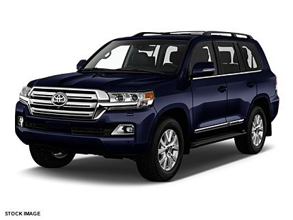 2017 Toyota Land Cruiser for sale 100889066
