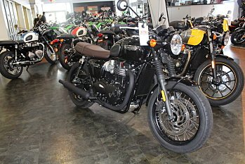 2017 Triumph Bonneville 1200 for sale 200459788