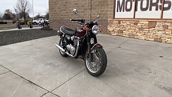 2017 Triumph Bonneville 1200 for sale 200484465