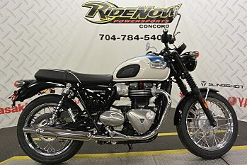 2017 Triumph Bonneville 900 for sale 200410347