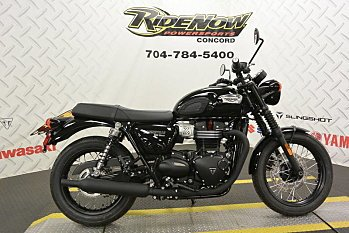 2017 Triumph Bonneville 900 for sale 200457243