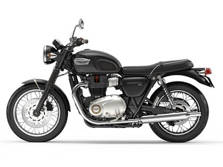 2017 Triumph Bonneville 900 for sale 200484473