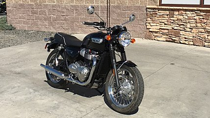2017 Triumph Bonneville 900 for sale 200484515